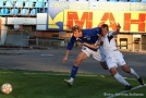 В борьбе Алексей Михалёв - самый агрессивный защитник нашей команды