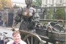 памятник Молли Мелоун