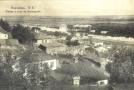Вид на Петровский Яхт-клуб с правого берега