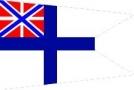 Стеньговый флаг Императорского Санкт-Петербургского яхт-клуба