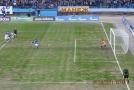 Вот он первый гол на стадионе.