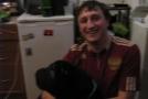 Манчестер с собакой