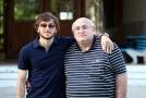 Отец и сын Челебадзе
