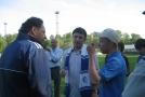 Олег Григоренко и Константин Сарсания