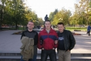 Три богатыря:)