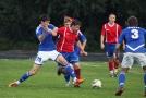 Атакует автор победного гола - Александр Корнев .