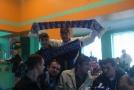 Перед матчем в кахфе