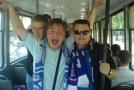 Стас, Малыш и Женя в бешенном трамвае