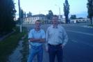 Только что въехали в Белгород