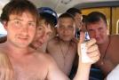 Гриня, Andy Parfenov, Camelot, Maxx999 в маршрутке