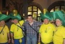 С Бразильцами