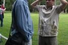 Торч и спортивный директор Факела Макаров