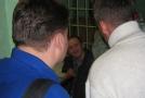 Пытался уехать на метро в Воронеж...