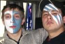 Andy Parfenov и Миша Гаражный убийца