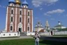 DenV на территории Кремля