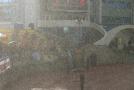 Сцука сильный дождик был.....